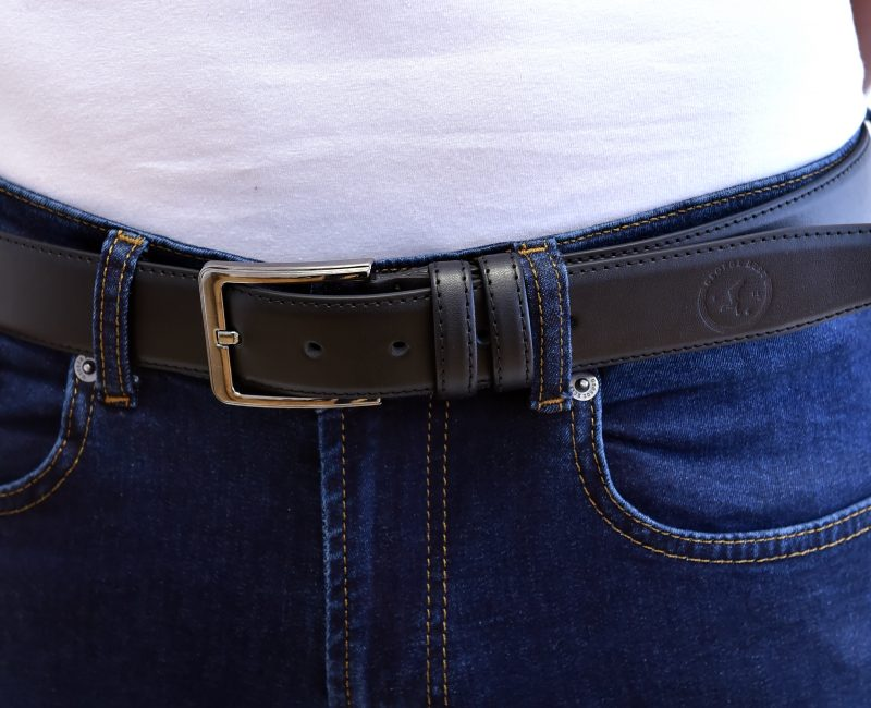 Best Black Leather Belt