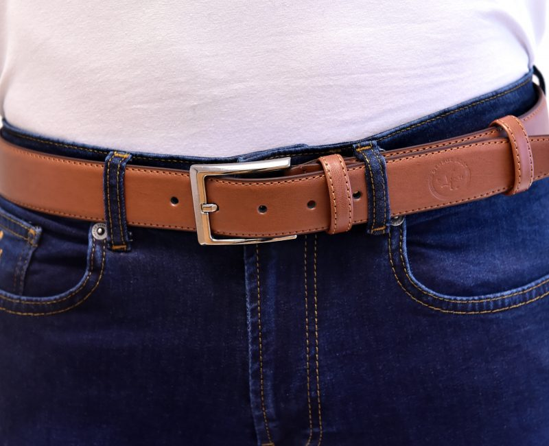 Best Brown Leather Belt