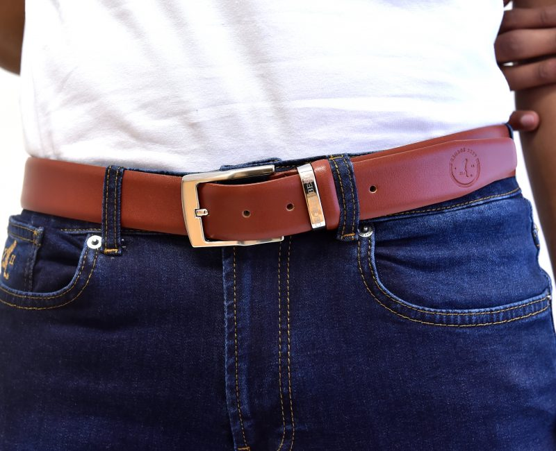 Signature Brown Belt