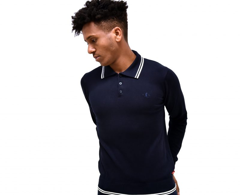 Best Lightweight Navy 3 Button Jumper