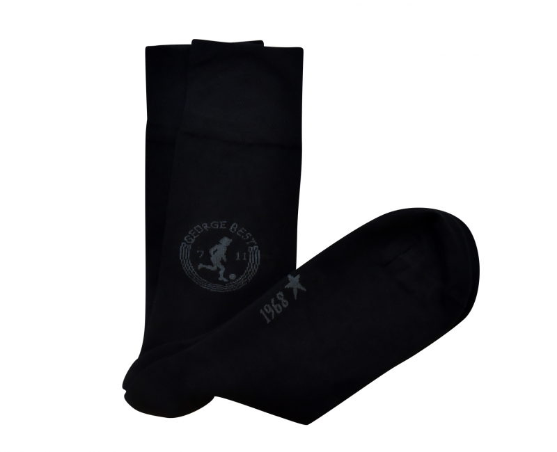 Black Socks Four Pack