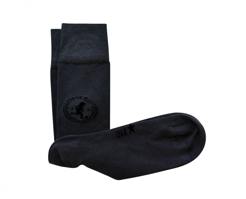 Grey Socks Four Pack