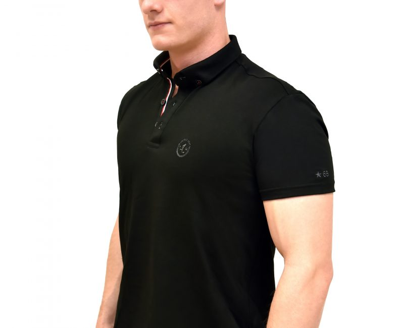 Best White Polo Shirt With Button Down Collar