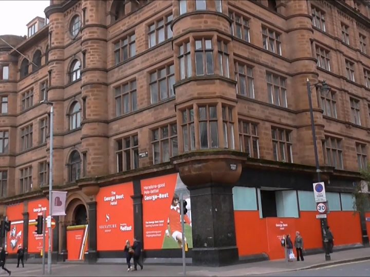 Signature Living to open George Best hotel In Belfast